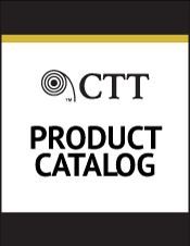 CTT Coil Tubing Tools Product Catalog