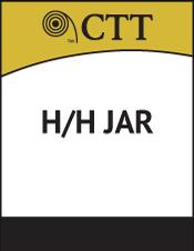 CTT H/H Jar Bi-Directional Jar Tool for Coil Tubing