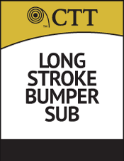 Long Stroke Bumper Sub Tool for Coil Tubing
